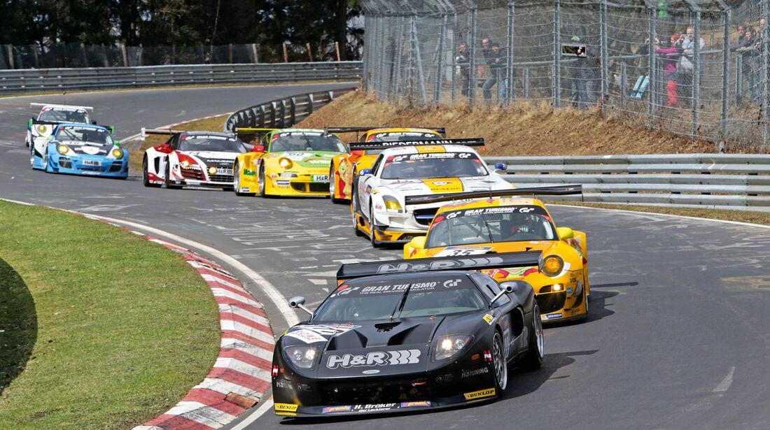 GT3-Autos, Rennszene