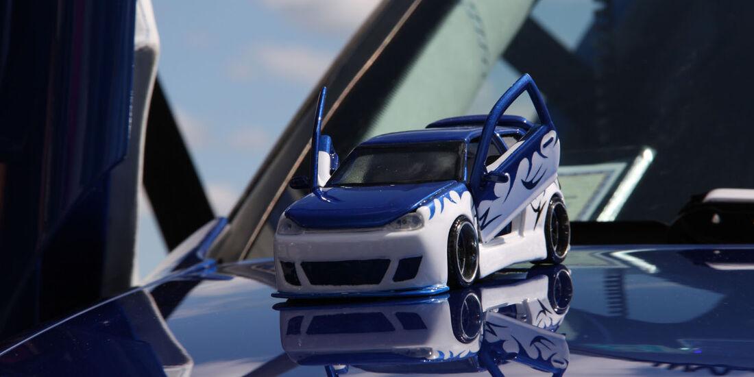 GTI-Treffen Wörthersee 2012, Modellauto