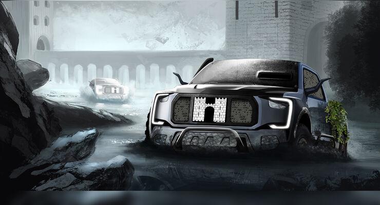 Game of Thrones: Heiße Autos mit und ohne Spoiler-Alarm - auto motor ...