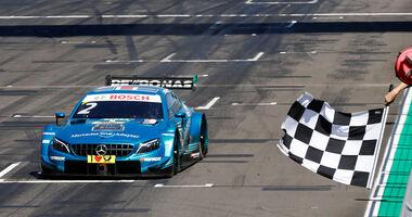 Gary Paffett - DTM Lausitzring 2018