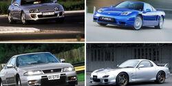 Gebrauchte Sportwagen aus Japan, Kaufberatung, Japan-Sportwagen