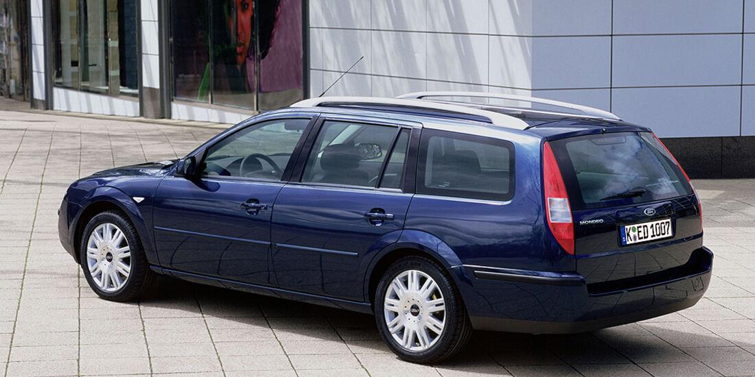 Gebrauchtwagen, Familienautos, Ford Mondeo