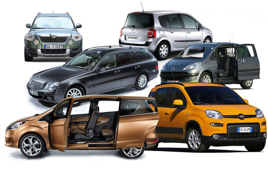 Gebrauchtwagen Kaufberatung Senioren Rentner 2019