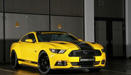 Geiger Cars Ford Mustang 2015