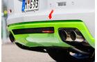 Geiger Chevrolet Camaro ZL1, Endrohre, Auspuff