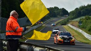 Gelbe Flaggen - VLN Nürburgring - 5. Lauf - 5. Juli 2014