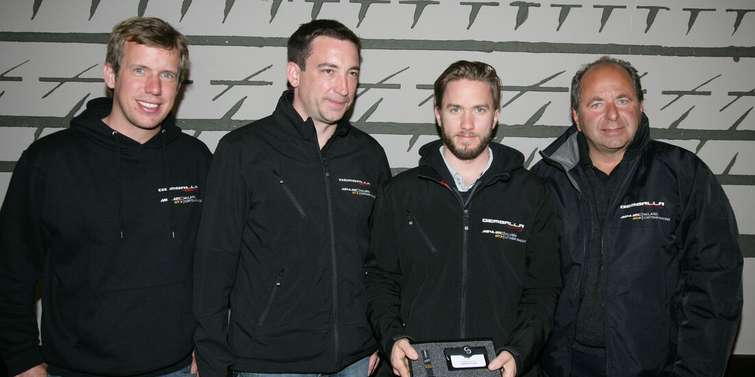 Gemballa McLaren MP4-12C 24h Nürburgring 2012