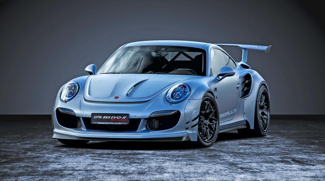Gemballa-Porsche GTR 8XX Evo-R - Tuning - Supersportler - sport auto Award 2019