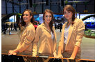 Genf 2018 Messe-Hostessen