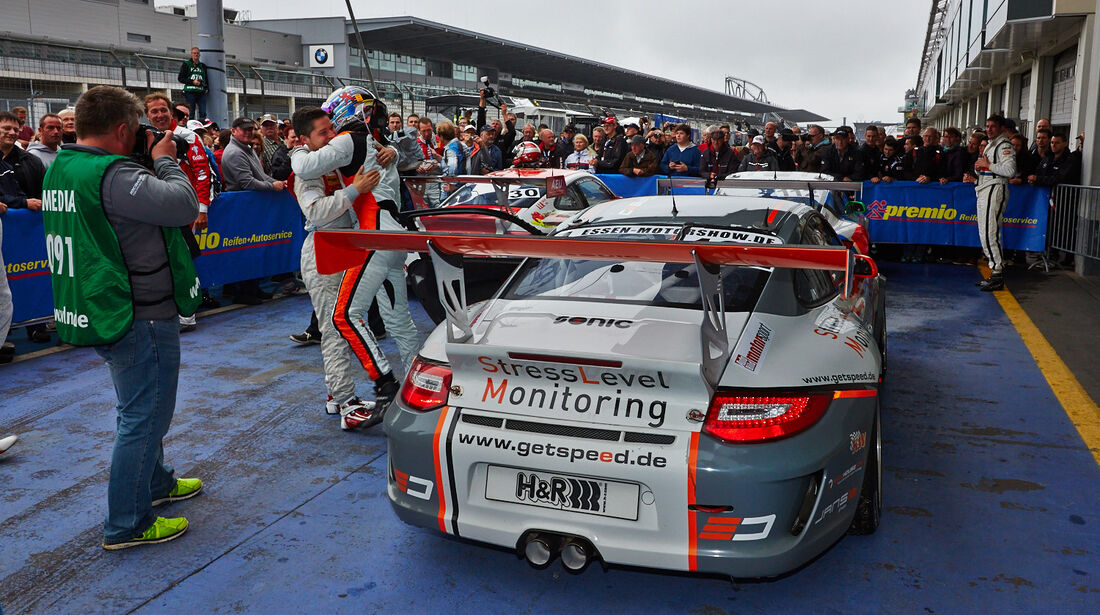 GetSpeed Porsche - VLN Nürburgring - 5. Lauf - 5. Juli 2014