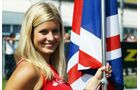 Girl - Formel 1 - GP Italien - 09. September 2012