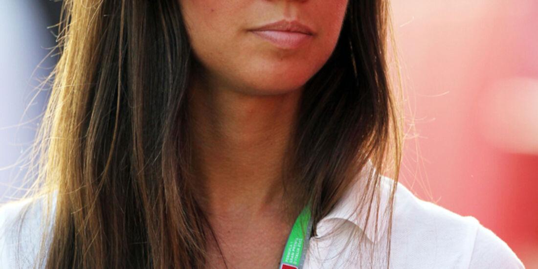 Girl - Formel 1 - GP Italien - 7. September 2013