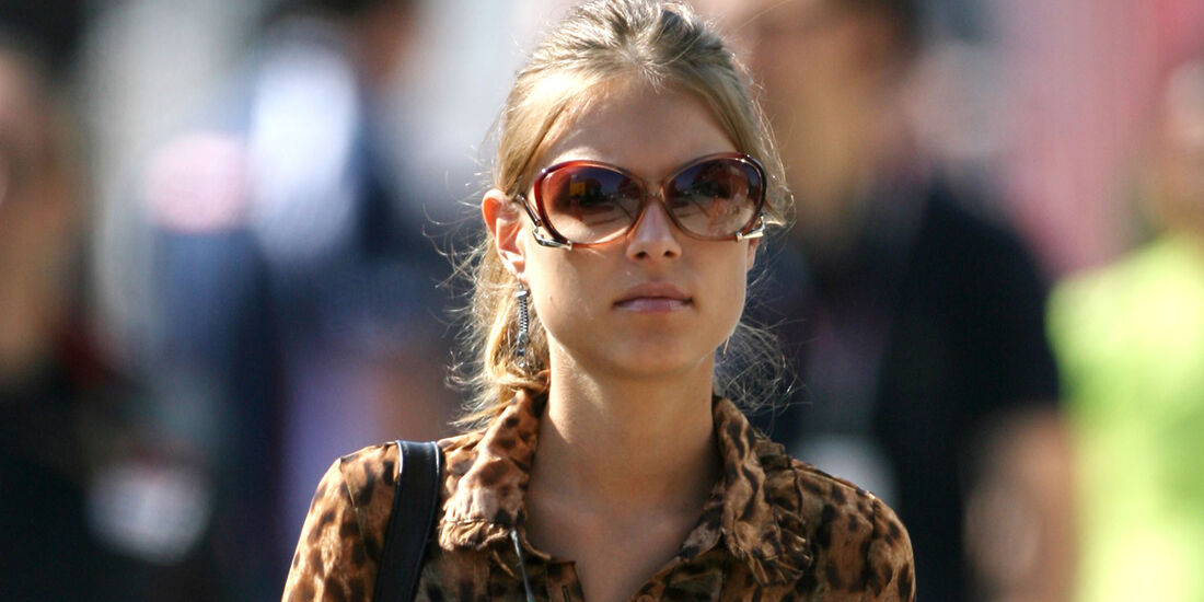 Girl - Formel 1 - GP Ungarn - Budapest - 28. Juli 2012