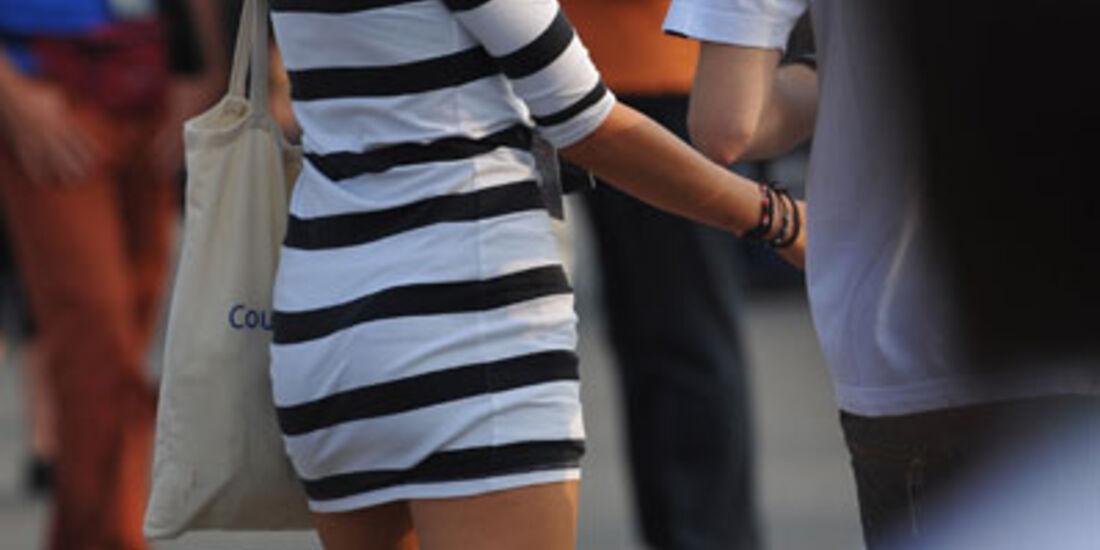 Girl GP Italien Monza 2011