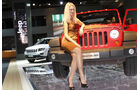 Girls Autosalon Paris 2020