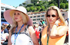 Girls - Formel 1 - GP Monaco 2014