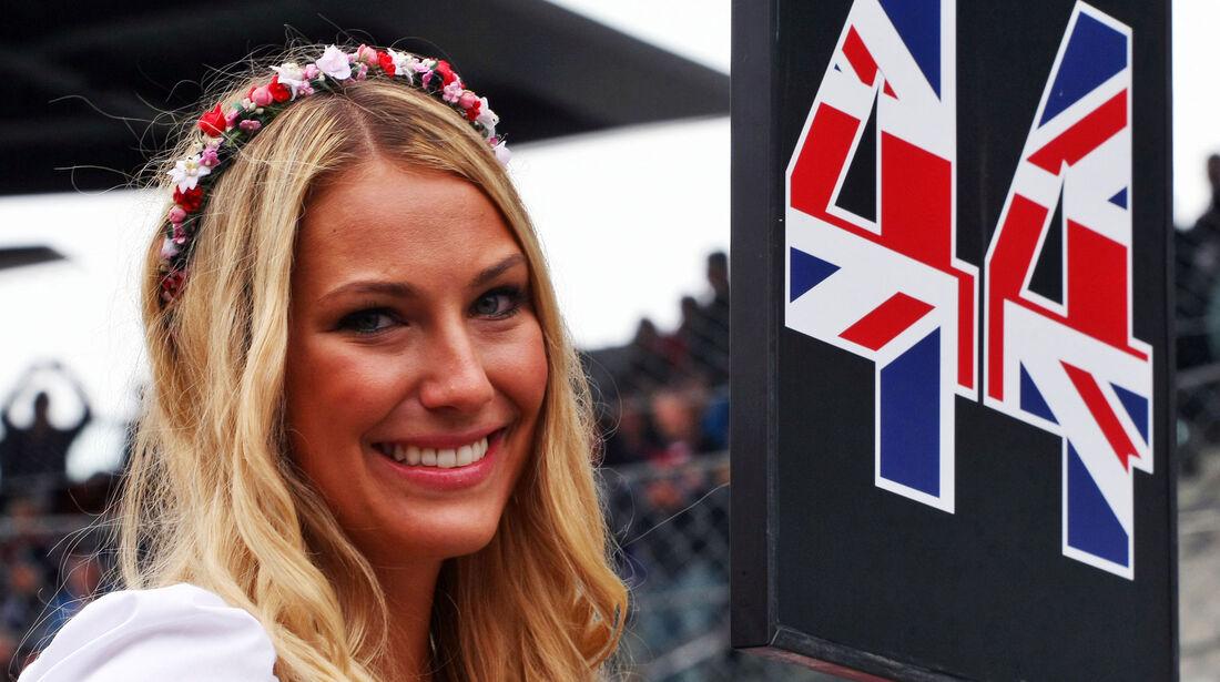 Girls - Formel 1 - GP Österreich - 3. Juli 2016