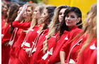 Girls - Formel 1 - GP Spanien - 11. Mai 2013