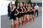 Girls - Formel 1 - GP USA - 31. Oktober 2014
