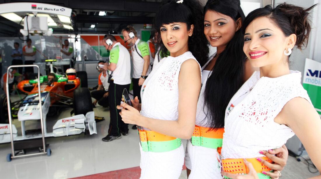 Girls GP Indien 2011