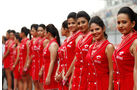Girls - GP Indien 2013