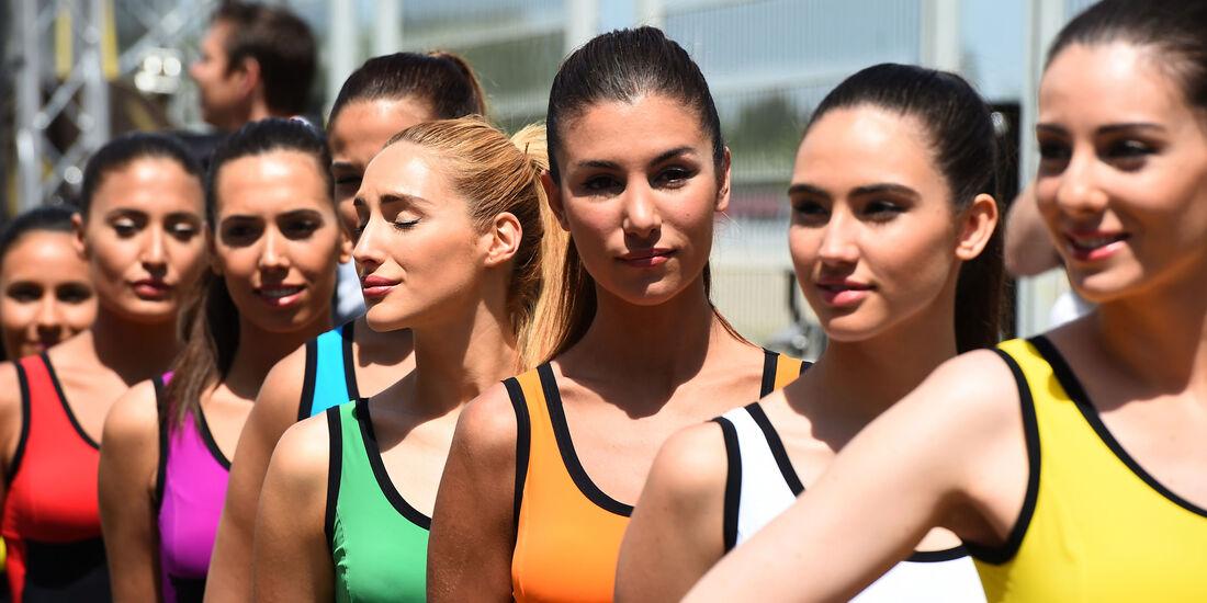 Girls - GP Spanien 2016 - Qualifying - Samstag - 14.5.2016