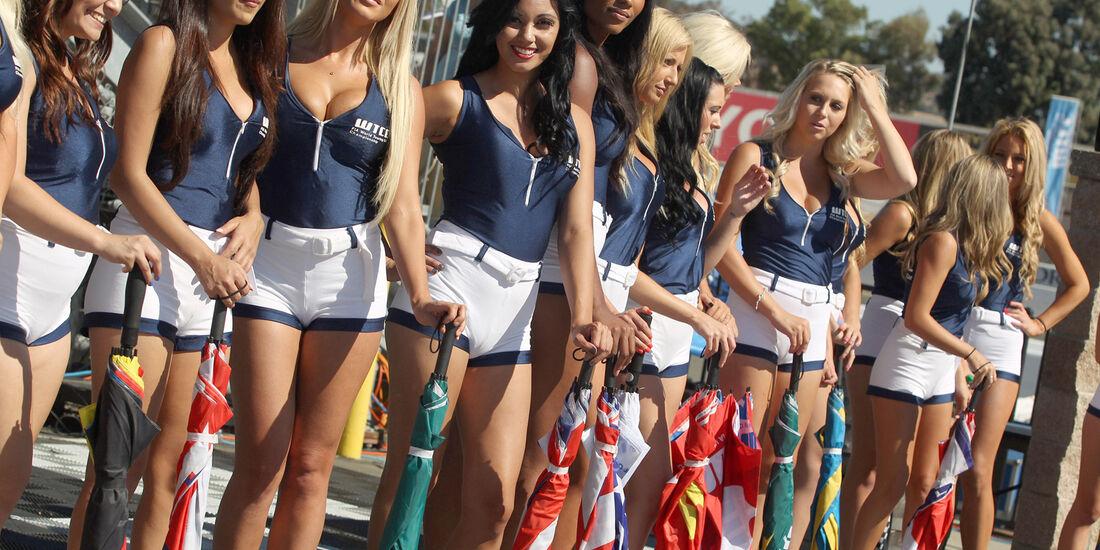 Girls - WTCC - Rennen USA - Sonoma 2013