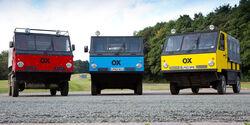 Global Vehicle Trust OX
