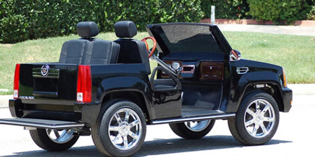 Golf Car Chevrolet Escalade