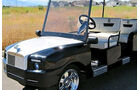 Golf Car Rolls Royce Phantom