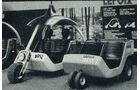 Golf-Wagen, Elektromotor, IAA 1975