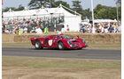 Goodwood Festival of Speed 2010: Alfa Rennwagen