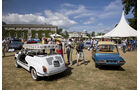 Goodwood Festival of Speed 2010: Fiat 500 Jolly Strandwagen