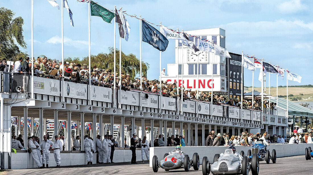 Goodwood Revival Meeting, Motor Klassik Award 2013