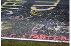 Graffiti, 24h-Rennen Nürburgring 2013