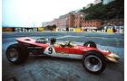 Graham Hill - Lotus Ford 49B - GP Monaco 1968