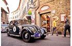 Gran Premio Nuvolari, Ortsdurchfahrt