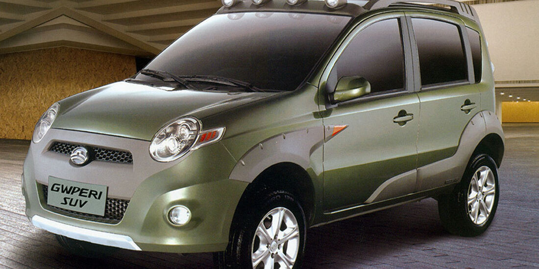 Great Wall Peri SUV