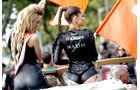 Grid Girl - 24h Le Mans 2015