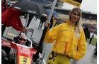 Grid Girl - Formel 3 Hockenheim 2013