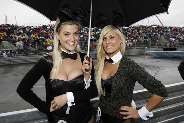 Grid Girls DTM Norisring 2011