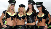 Grid Girls Formel 1 GP Australien 2011