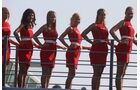 Grid Girls - Formel 1 - GP Italien - 08. September 2012
