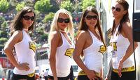 Grid Girls Formel 1 GP Monaco 2011