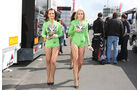 Grid Girls, Frauen, VLN, Langstreckenmeisterschaft, Nürburgring