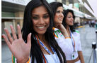 Grid Girls GP Abu Dhabi 2010