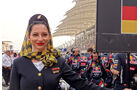 Grid Girls GP Bahrain 2012