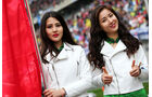 Grid Girls - GP China 2017 - Shanghai