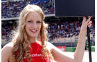 Grid Girls GP Deutschland 2012