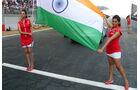 Grid Girls - GP Indien 2022
